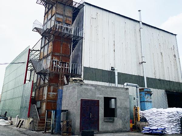 銮桦净化:生产基地