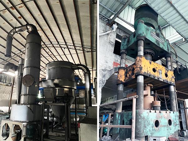 銮桦净化:生产设备