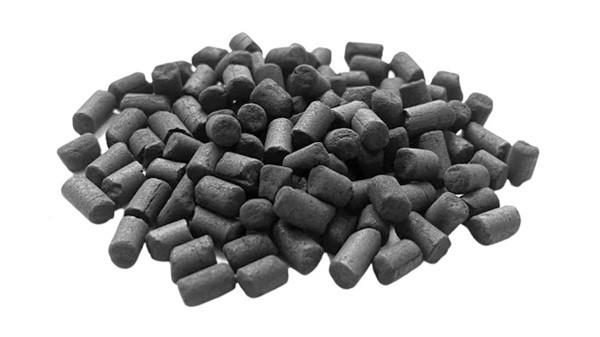 柱状活性炭在水处理中能吸附大量的杂质和有机物